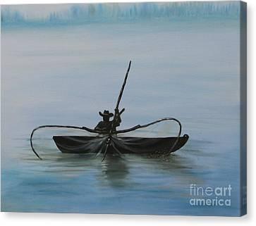 The Far East Canvas Print