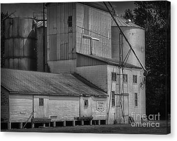 The Feed Mill Canvas Print by Tamera James