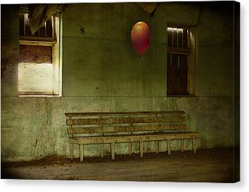 The Forgotten Party  Canvas Print by Jerry Cordeiro