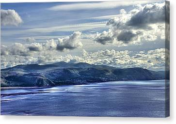 The Great Orme Canvas Print by Svetlana Sewell