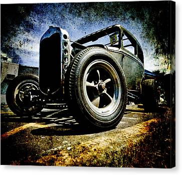 The Grunge Rod Canvas Print by Phil 'motography' Clark