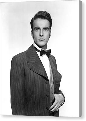 The Heiress, Montgomery Clift, 1949 Canvas Print by Everett