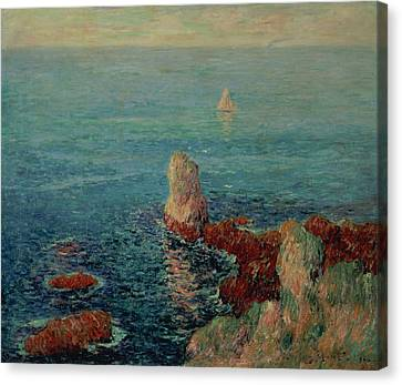 The Island Of Groix Canvas Print