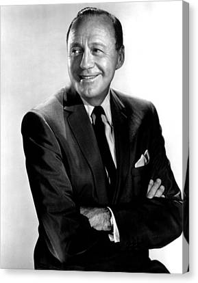The Jack Benny Show, Jack Benny, 1950-65 Canvas Print by Everett