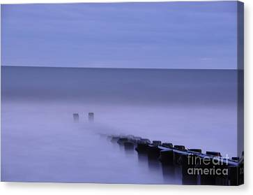 The Jetty Canvas Print by Tamera James