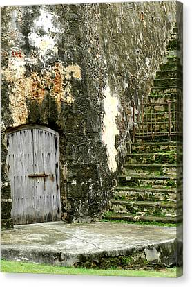 The Leprechaun Vault Canvas Print