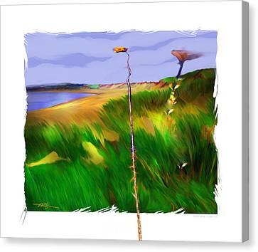 The North Shore Canvas Print by Bob Salo