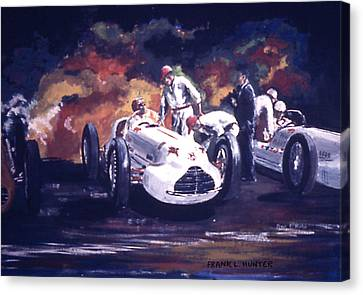 The Novi Specials At Indy Canvas Print