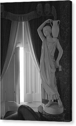 The Parlor Canvas Print by Steven Ainsworth