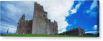 The Rock Of Cashel, Co Tipperary Canvas Print by The Irish Image Collection