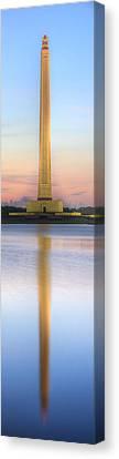 The San Jacinto Monument Canvas Print