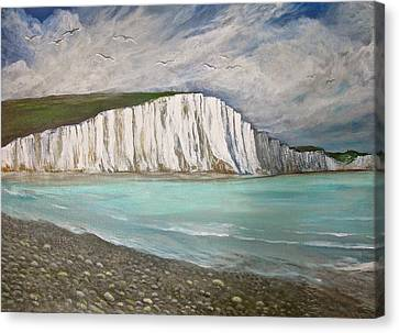 The Seven Sisters Canvas Print