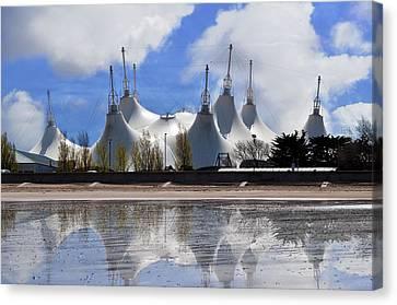 The Skyline Canvas Print by Paul Howarth
