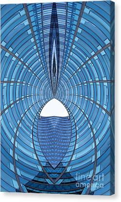 Archifou Series Canvas Print - The Spider - Archifou 29 by Aimelle