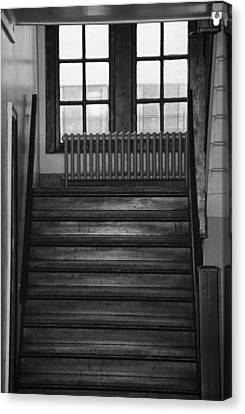 The Stairway Canvas Print by Rob Hans