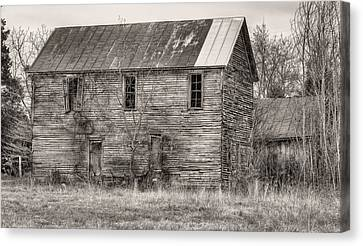 The Tavern Canvas Print by JC Findley