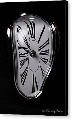 The Timepiece Canvas Print