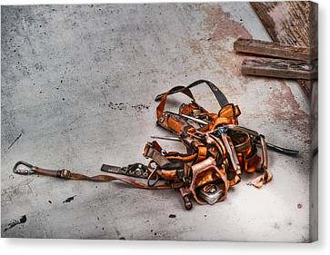 The Tool Belt Canvas Print by Brenda Bryant