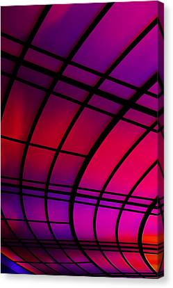 The Tunnel Canvas Print by Metro DC Photography