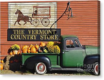 The Vermont Country Store Canvas Print