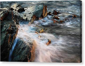 The Wash Canvas Print