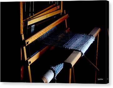 The Weavers Loom Canvas Print by Stephen Paul West