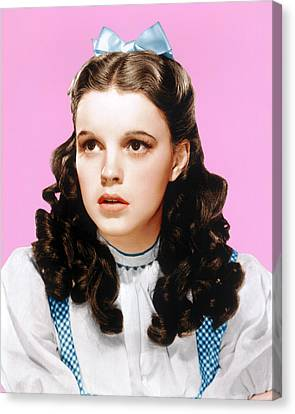 The Wizard Of Oz, Judy Garland, 1939 Canvas Print by Everett