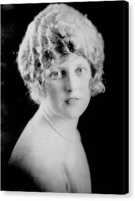 Thelma Todd, Ca. 1925 Canvas Print by Everett