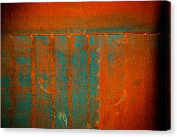 Things Forgotten Canvas Print by David Clanton