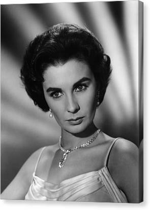 This Earth Is Mine, Jean Simmons, 1959 Canvas Print by Everett