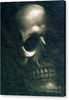 This Mortal Coil Canvas Print by Gregory Dyer