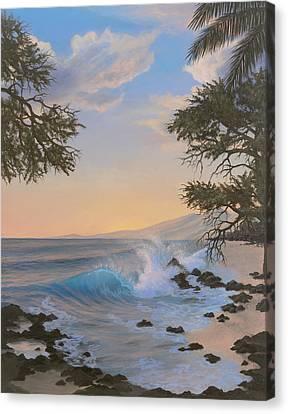 Thousand Peaks Canvas Print