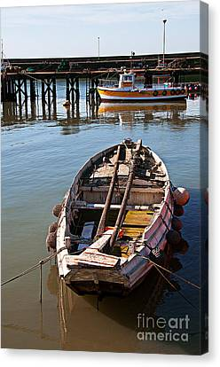 Three Brothers Canvas Print by David  Hollingworth