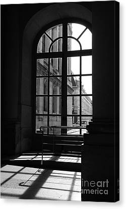 Through The Window Canvas Print by Ivy Ho