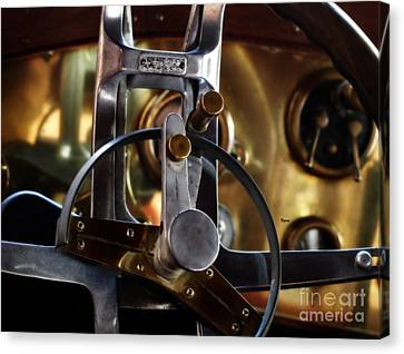 Time Machine 1922 Canvas Print by Steven Digman