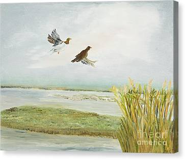 Timeless Journey Canvas Print