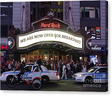 Times Square 53 Canvas Print