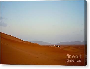 Tinfou Dunes Canvas Print by Nabucodonosor Perez