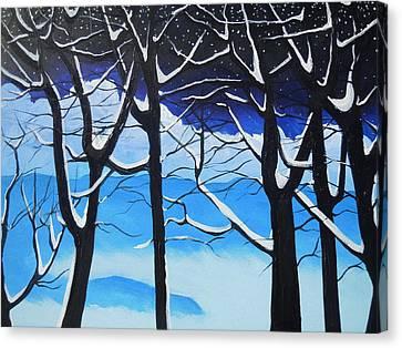 Tis The Season Canvas Print