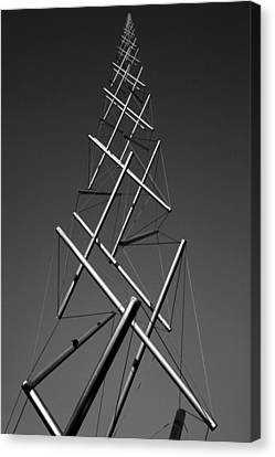 To Infinity Canvas Print by Steven Ainsworth