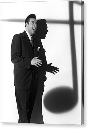 Toast Of New Orleans, Mario Lanza, 1950 Canvas Print by Everett