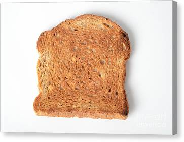 Toast Canvas Print by Photo Researchers, Inc.