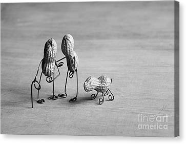 Together 01 Canvas Print by Nailia Schwarz