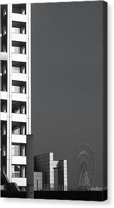 Tokyo's Devil's Wheel Canvas Print