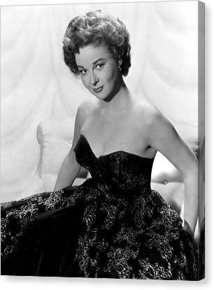 Top Secret Affair, Susan Hayward, 1957 Canvas Print by Everett