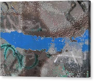 Torn 2 Canvas Print by Tim Allen