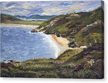 Tra Na Rossan Canvas Print