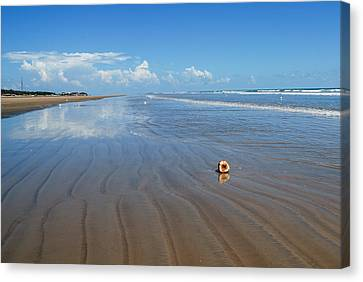 Tranquility Canvas Print by Fotosas Photography