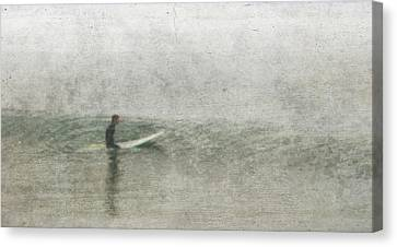 Tranquility Canvas Print by Kevin Bergen