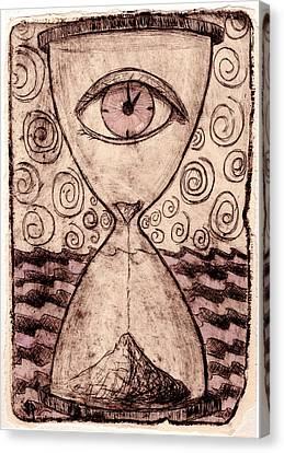 Transient  Canvas Print by Janelle Schneider